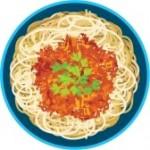 spaghetti-in-a-plate